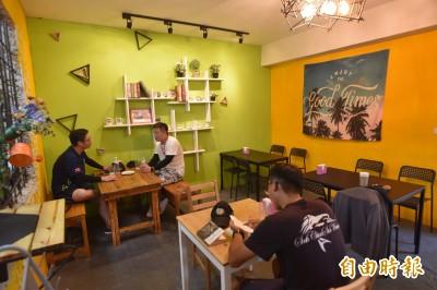 全台最南端咖啡廳 就在南海明珠東沙島