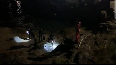趁夜違規潛水 岸巡隊員逮5潛水客函送法辦