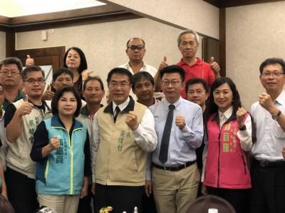 2020選戰起跑南市整合成功 台南競選總部幹部就定位