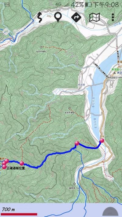 6登山客宜蘭縣山區迷路 消防局派員救援