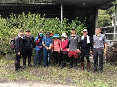 宜蘭山區迷路的6名登山客被尋獲 度過驚魂一夜