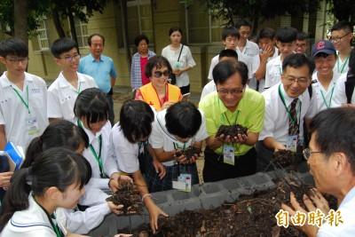 落葉變堆肥! 彰市一年可減少468公噸垃圾量