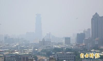 環保署制訂空污排放限值 違法可罰1500萬