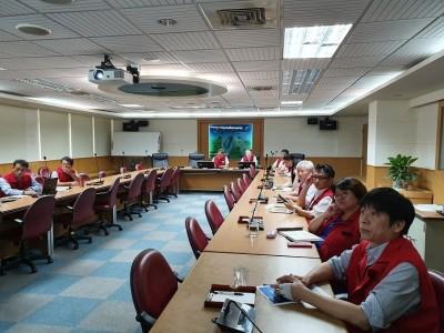 颱風利奇馬來勢洶洶 水利署嚴陣以待