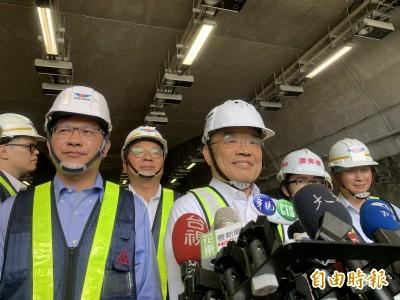 柯P創黨衝擊綠營選情? 蘇揆:盼每個政黨都能為台灣