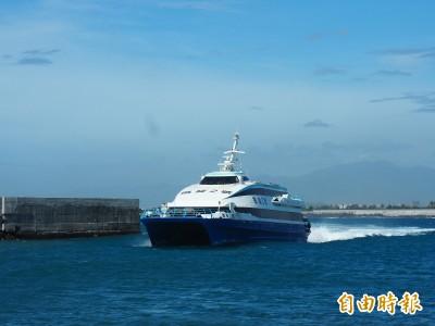 輕颱利奇馬逼進台灣 蘭嶼、綠島交通船7日起陸續停航