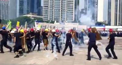 「深圳亮劍」公安大練兵 外界推測警告香港意味濃