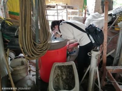 台南市新增1本土登革熱 三度就醫採檢確診