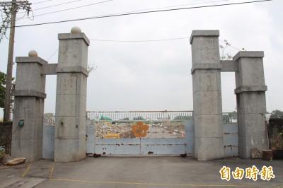 溪州榮民工廠遭夷平 前鄉長轟文化局:只留大門有什麼意義