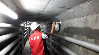 地震、颱風來襲 石門水庫加強防洪安檢