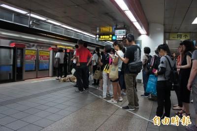北捷9日維持營運6時開車 各路線「調整班距」出爐