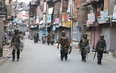 喀什米爾局勢緊張!印度增兵「全境封鎖」控制區 拘押560人
