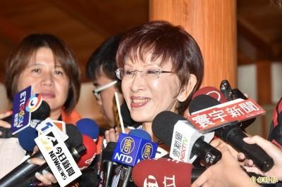 洪秀柱願親征台南選立委 唐湘龍批:國民黨沒有男人