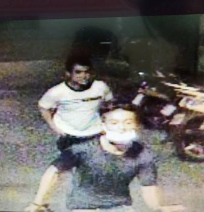 基市凌晨驚傳2起強盜案 3男持刀連搶身障路人