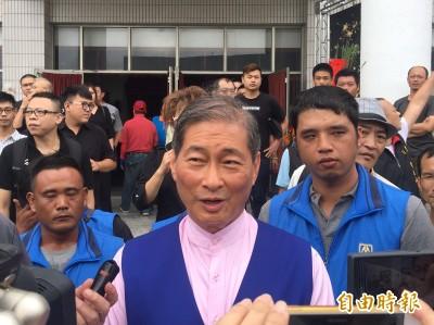 明年總統大選 白狼張安樂︰統促黨支持韓國瑜