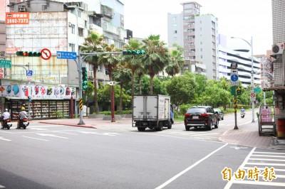八德路、南京東路口塞車嚴重 議員要求改雙向貫通