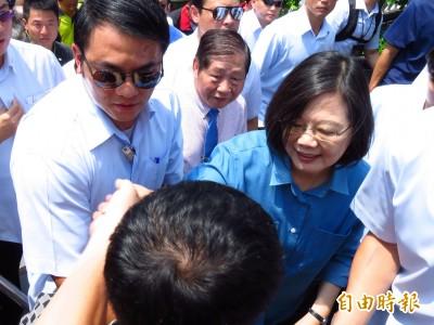 陳宏昌挺小英 酸韓讓他「不知道怎麼教小孩」