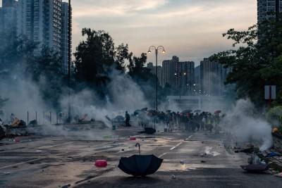 《經濟學人》:中國若武力鎮壓香港 後果不堪設想