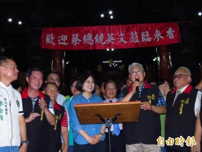 韓競總要求道歉否則提告 陳宏昌:這群人像紅衛兵