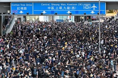 反送中》民陣再號召港人上街 18日「止黑暴,制警亂」