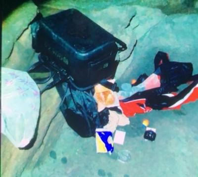 找朋友只看到冰桶... 鼻頭燈塔岸際疑釣客落海