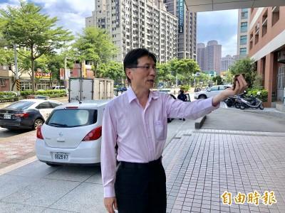 館長開直播批「垃圾、雜碎」 詹江村不滿被影射赴警局提告