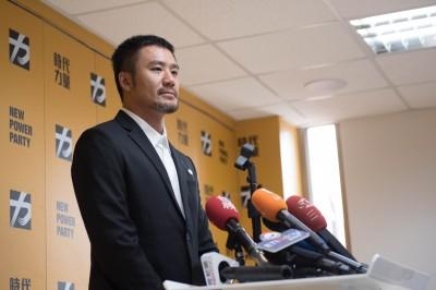 邱顯智辭黨主席 時代力量:全力慰留