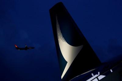 反送中》國泰航空一副機師停職 理由是不當使用公司資訊