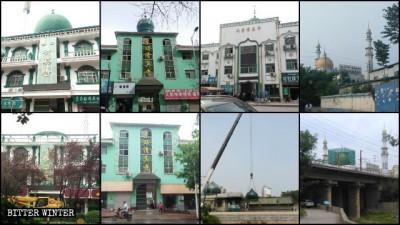 消滅伊斯蘭文化5年計畫 中國全面強拆標誌性建築