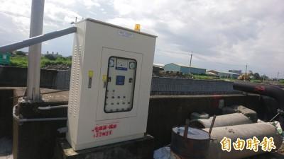 台南永康大灣淹水 居民怨抽水站沒運作