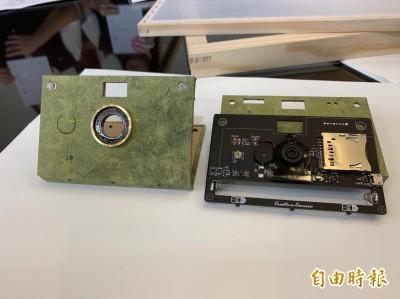 打造有溫度的「紙相機」基隆二信學生摘德國紅點設計獎