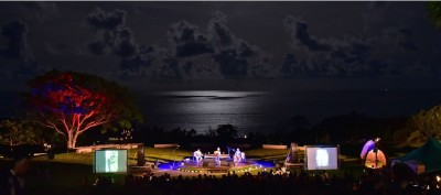 東海岸「月光.海音樂會」 週五起連2天「潮騷」