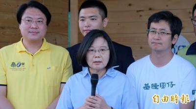 談香港情勢 蔡英文籲北京:不要推卸責任給不存在的外力介入