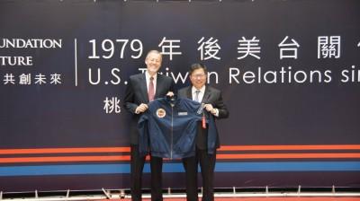 確保台灣安全、自信、免於脅迫 美國重申承諾堅若磐石