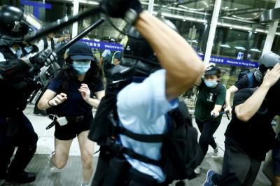 反送中》中國解放軍若進港 陳芳明:立刻升級國際問題