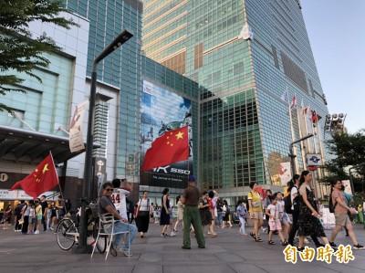 藍營稱中客消費力高於日客  網友轟「滾出台灣」