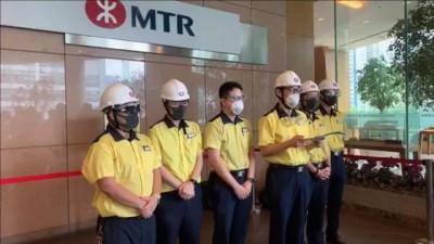 反送中》700港鐵員工連署 籲阻暴警進攻車站