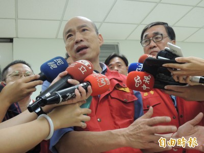 他以「溫良恭儉讓」大酸韓國瑜  預告「換柱」事件可能重演