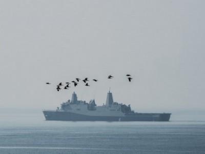 香港問題緊張 美擬派軍艦到香港遭中國拒絕