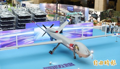 國防展搶先看》新版騰雲無人機首次曝光!首架原型機12月出廠