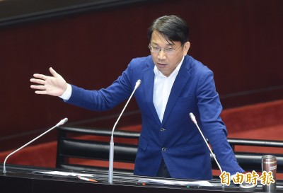 緊抓「一中」不放!徐永明批:國民黨終將遭台灣人唾棄