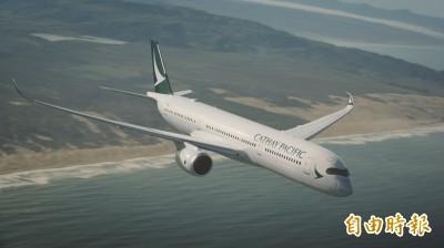 柯羅莎襲日 國泰航空今4個班次延至16日出發