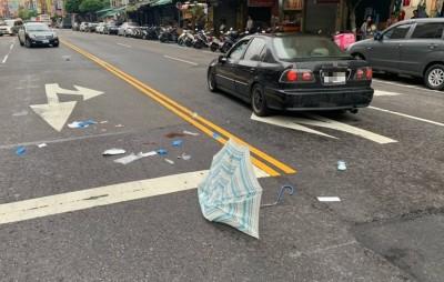 一路喝到清晨 酒駕男撞死過馬路8旬翁