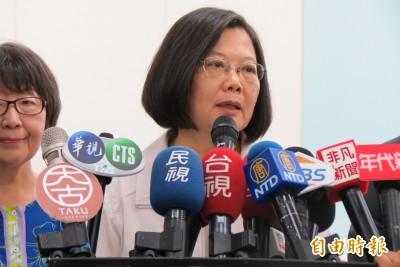 韓國瑜稱遭監控 蔡英文打臉:國家機器很忙!