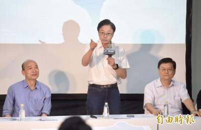曝韓國瑜國政顧問團「隱藏名單」 張善政點名李崗、趙式隆