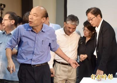 韓陣營詆毀污衊小英? 學者轟:張善政應該立即公開道歉!