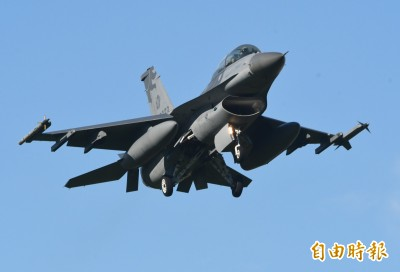 不顧北京反對! 美售台F16案最快9月正式公佈
