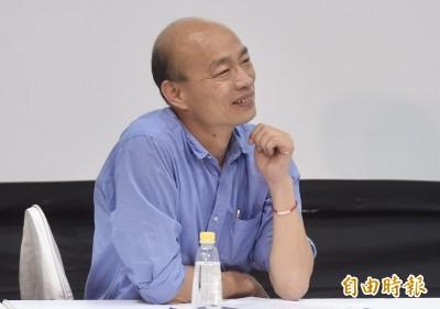 韓國瑜國政顧問名單出爐 林濁水:像樣的人會拱草包當頭頭?