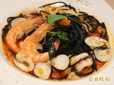 天天吃好料》台中「樂樂義式廚房」自然原味美食