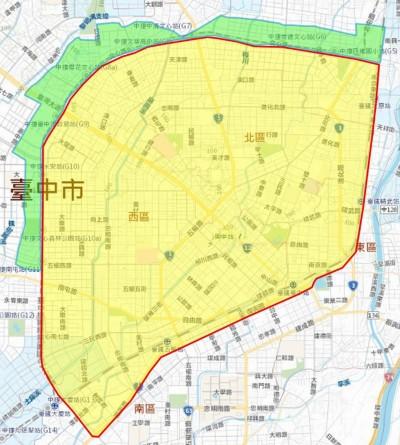 中市明起大停水46小時 民眾急找未停水區親友救援